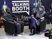 Talking Booth